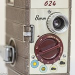 Bell & Howell 624 8mm movie camera review