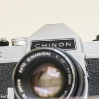 Chinon CX 35mm slr camera review