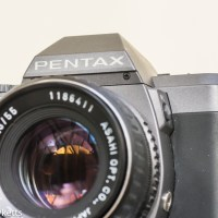 Pentax P30T 35mm slr camera review