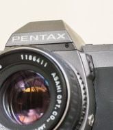 Pentax P30T manual focus 35mm slr