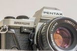 Pentax Super Program 35mm slr