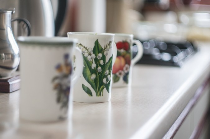 Helios 44M sample pictures - Mugs