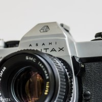 Superb Pentax Spotmatic SPII review