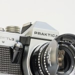 Praktica Super TL3 35mm camera review