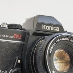 Konica Autoreflex TC 35mm review