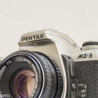 The Fantastic Pentax MZ-3 autofocus slr review