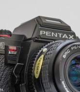 Pentax Program A short camera review 1