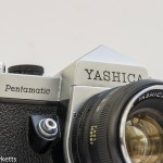 Yashica Pentamatic 35mm camera review