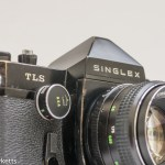 Ricoh Singlex TLS 35mm slr camera