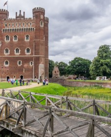 Tattershall castle in Lincolnshire 1