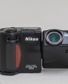 Interesting Nikon Coolpix 950 digital camera 1