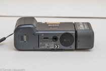 Ricoh RDC-4200 bottom showing battery covers