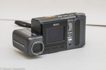 Ricoh RDC-4200 with lens unit pointing backwards
