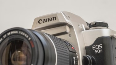 Canon EOS 50e 35mm autofocus camera