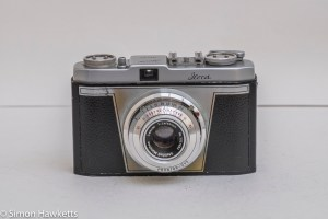 Iloca rapid 35mm viewfinder camera