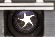 Kodak Retina IIc camera - some fungus and a shutter fault to deal with