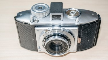 Agfa Karat with focus cleanup complete