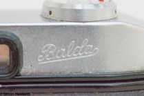 Balda Baldamatic I 35mm rangefinder camera - Balda inscribed into the top cover