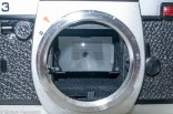 Miranda DX-3 35mm manual focus 35mm camera - mirror showing light sensor
