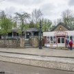 Crich tramway museum - tea room and sweet shop