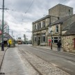Crich tramway museum - the museum building