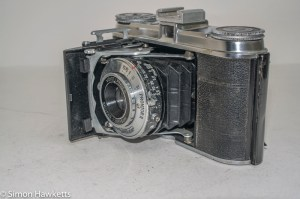 Voigtlander Vito 35mm folding camera