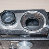 Ciro-flex repair - Camera ready for shutter to be fitted