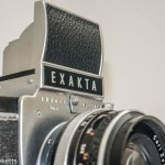 Exakta Varex IIa 35mm slr camera