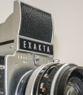 Exakta Varex IIa 35mm slr camera 1