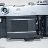 Fed 3 rangefinder camera - internal picture of the shutter