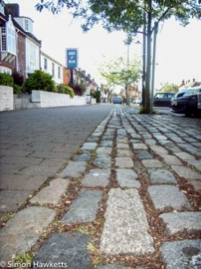 Ricoh R1v sample pictures - paving