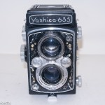 Yashica 635 TLR camera