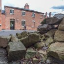 Fuji X-T1 and Samyang 12mm Southwell Workhouse pictures - In the courtyard