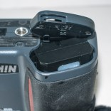 Nikon Coolpix 995 digital camera - Battery Compartment