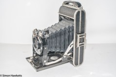 Rodenstock Folding Camera side / top view