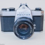 Pentax Spotmatic SP-500 35mm SLR
