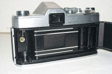 Mamiya/Sekor 500 DTL 35mm SLR camera - Film Chamber