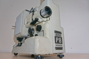 Eumig P8 Automatic 8mm Projector