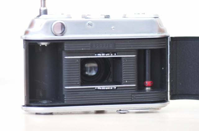 The beautiful Arette 1C rangefinder from the 1950s 10