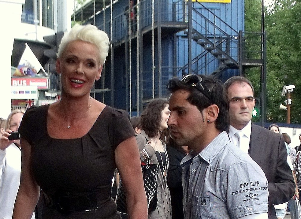 What is Brigitte Nielsen? (2/2)
