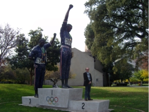 Tommie Smith and John Carlos. (3/3)