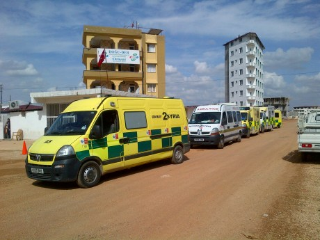 [World Aid Convoy]