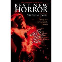 Mammoth Book of Best New Horror #19