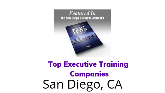 Top Executive Leadership Training Companies San Diego CA (1)