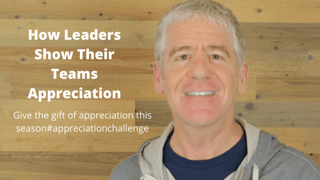 How Leaders Show Their Teams Appreciation | Give the gift of appreciation this season | Simon Leadership Alliance | San Diego CA