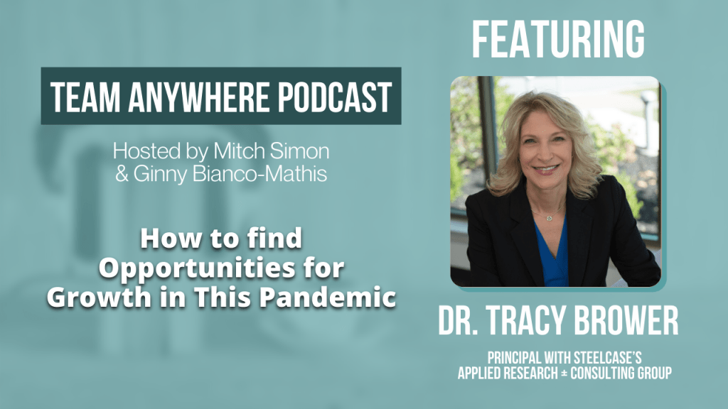how to find opportunities for growth in this pandemic team anywhere leadership podcast episode 17
