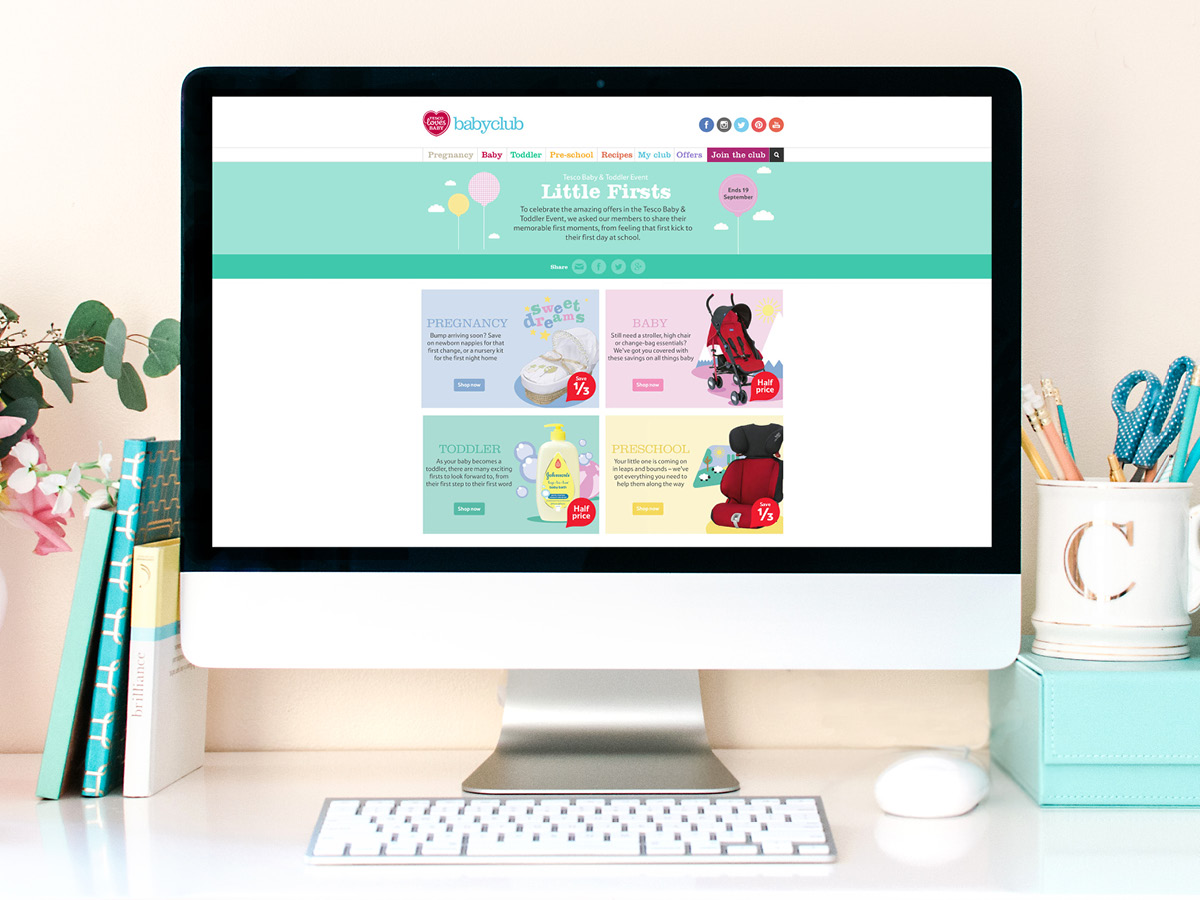 Tesco | Baby & Toddler Event