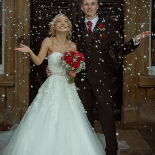 Dean & Jemma at Walton Hall, Waterton Park Hotel 12