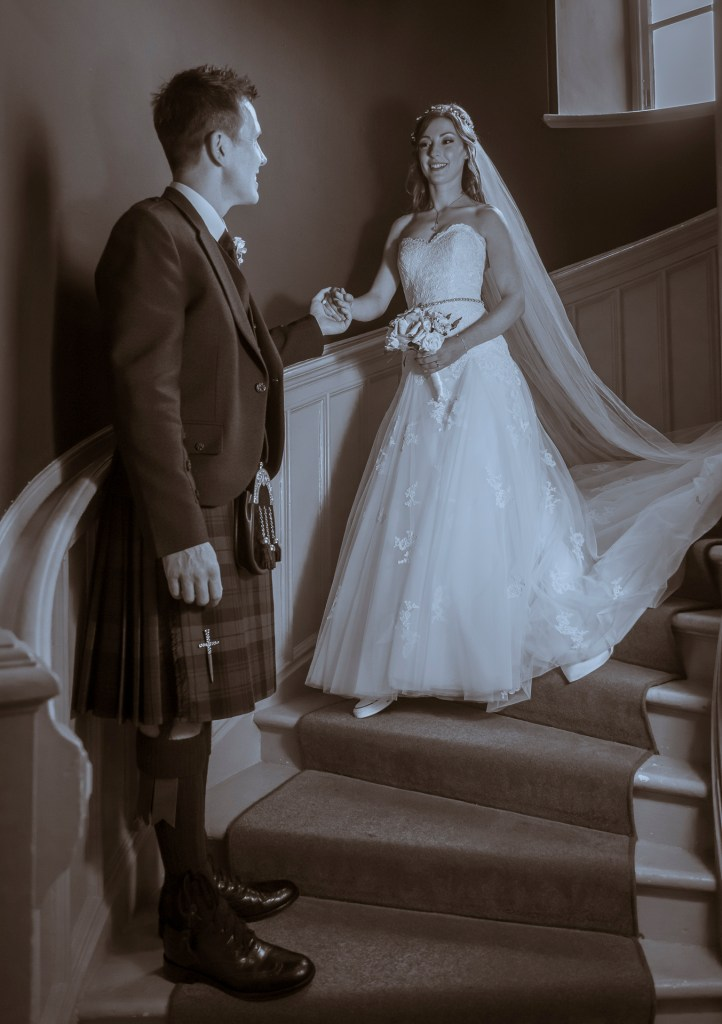 Andrew and Rachel at the Black Watch and Mercure Hotel 10