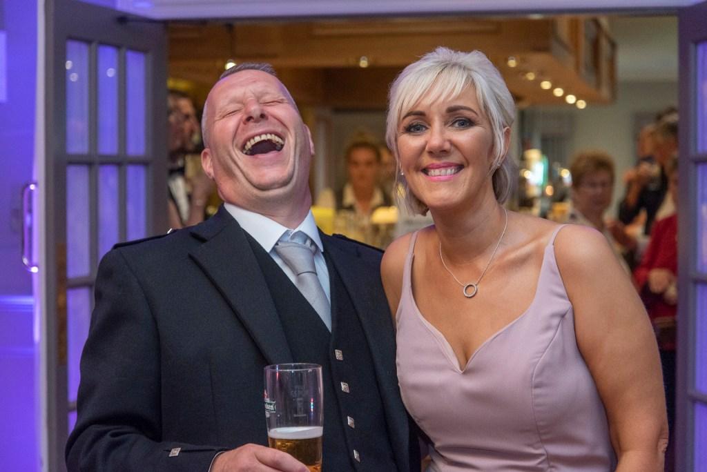 Mark & Lynne at Murrayshall 18